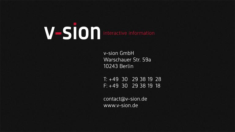 v-sion adress